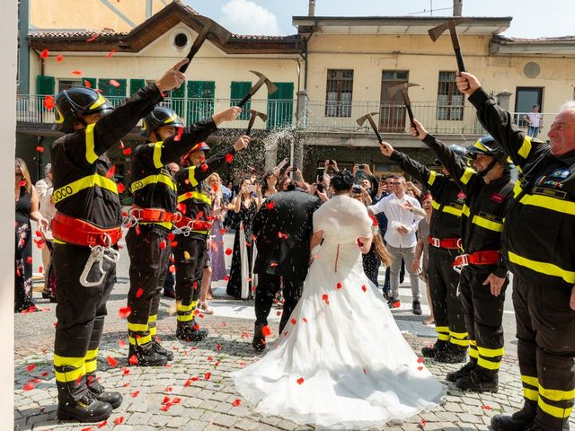 Il matrimonio di Paolo e Cristina a Cafasse, Torino 21