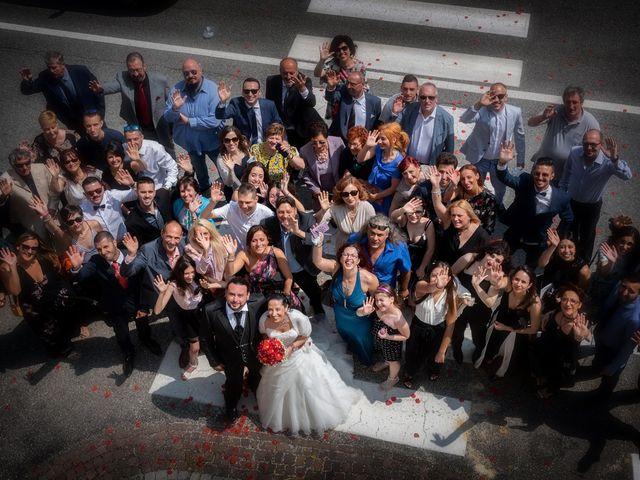 Il matrimonio di Paolo e Cristina a Cafasse, Torino 22