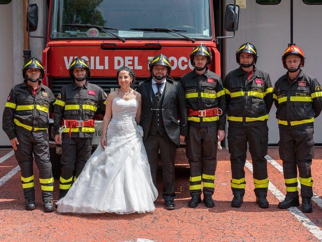 Il matrimonio di Paolo e Cristina a Cafasse, Torino 23
