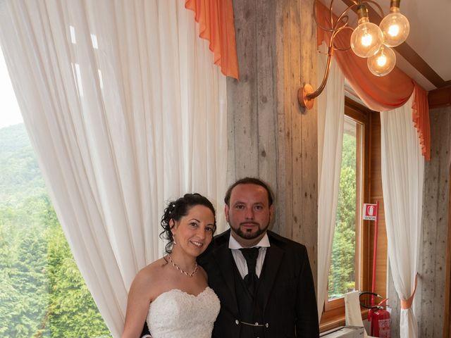 Il matrimonio di Paolo e Cristina a Cafasse, Torino 24