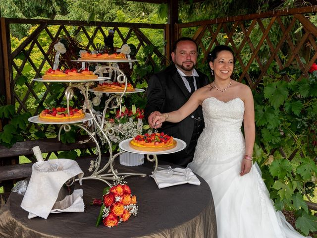 Il matrimonio di Paolo e Cristina a Cafasse, Torino 25