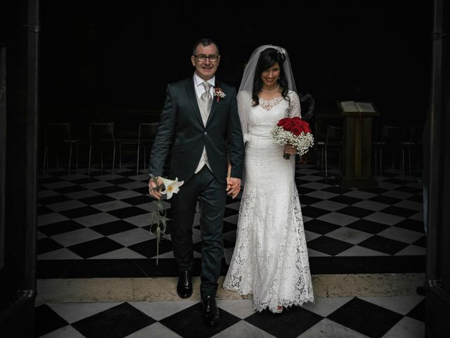 Il matrimonio di Giulio e Mara a Seriate, Bergamo 2