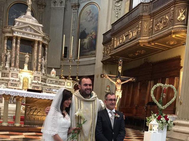 Il matrimonio di Giulio e Mara a Seriate, Bergamo 8