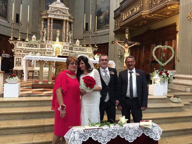 Il matrimonio di Giulio e Mara a Seriate, Bergamo 9