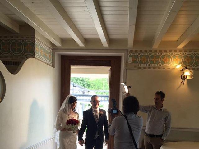 Il matrimonio di Giulio e Mara a Seriate, Bergamo 10