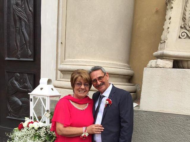 Il matrimonio di Giulio e Mara a Seriate, Bergamo 11