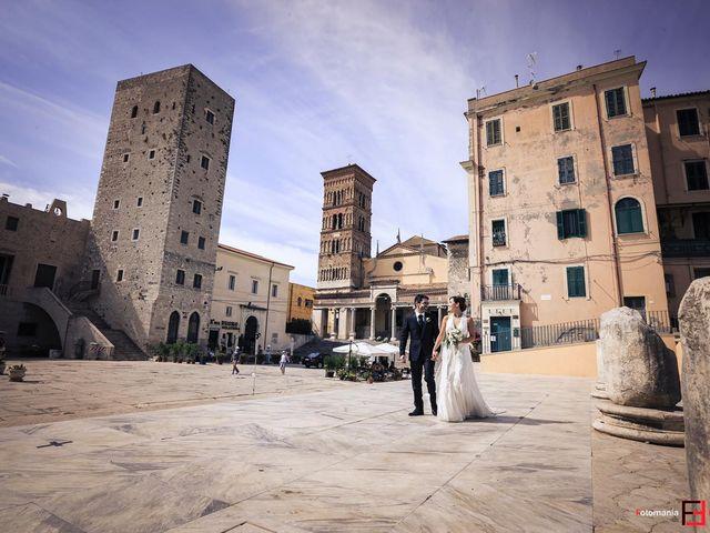 Il matrimonio di Carlo e Alessandra a Terracina, Latina 5