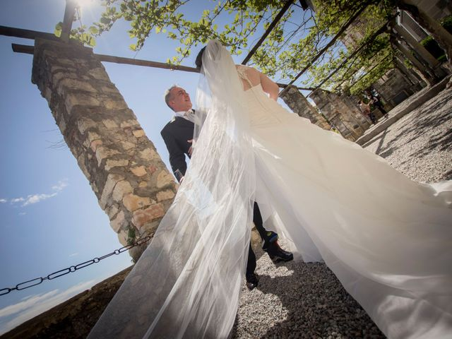Le nozze di Chiara e Gianluigi