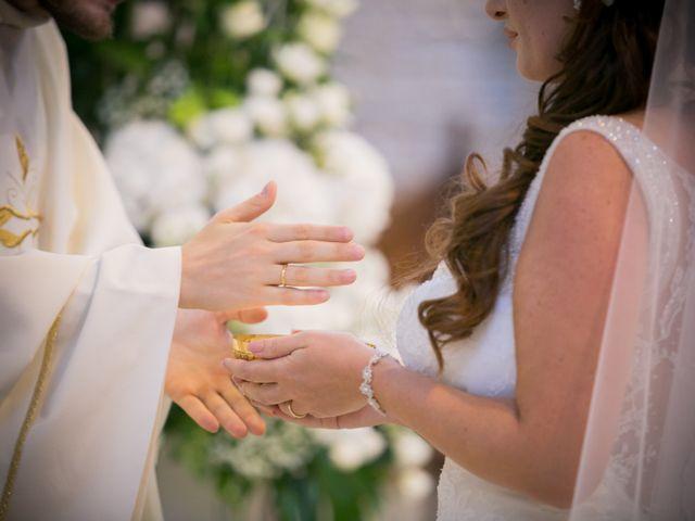 Il matrimonio di Domenico e Francesca a San Paolo di Civitate, Foggia 1