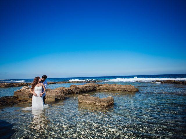 Il matrimonio di Domenico e Francesca a San Paolo di Civitate, Foggia 5