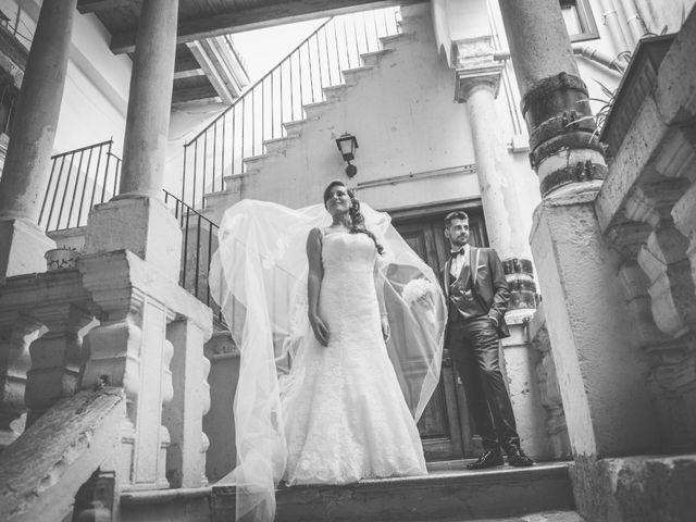 Il matrimonio di Domenico e Francesca a San Paolo di Civitate, Foggia 6