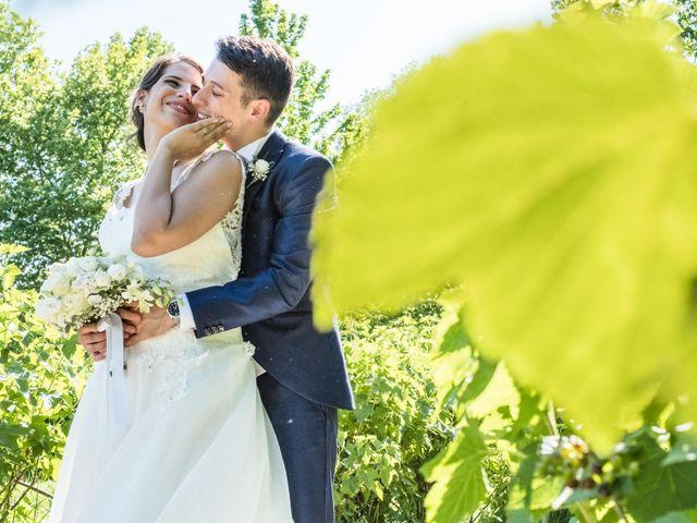 Le nozze di Elisa e Danny