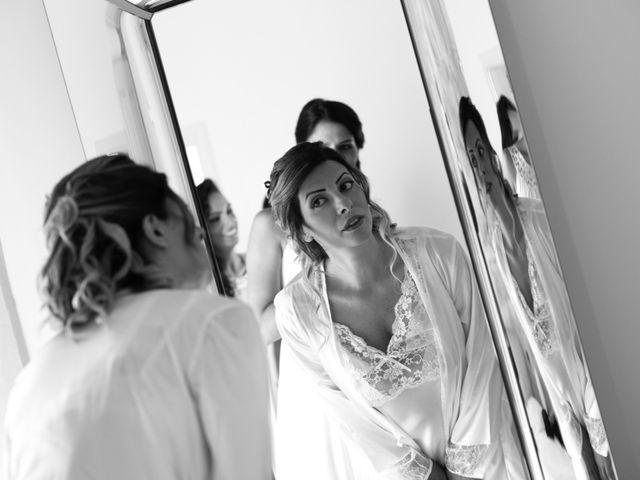 Il matrimonio di Fabio e Letizia a Contessa Entellina, Palermo 2