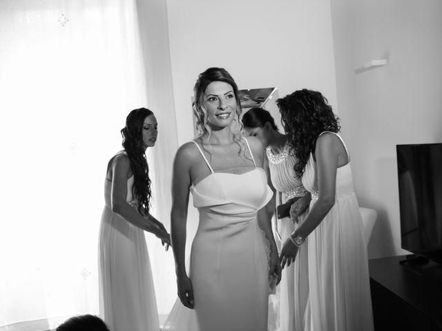 Il matrimonio di Fabio e Letizia a Contessa Entellina, Palermo 4