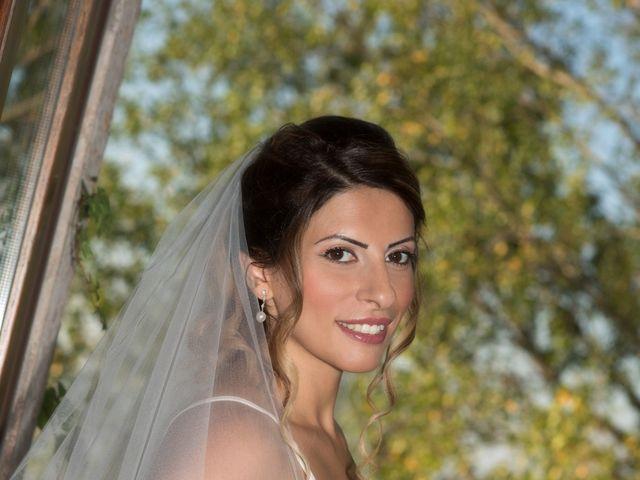 Il matrimonio di Fabio e Letizia a Contessa Entellina, Palermo 5