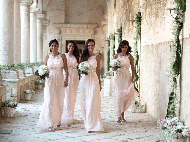 Il matrimonio di Fabio e Letizia a Contessa Entellina, Palermo 6