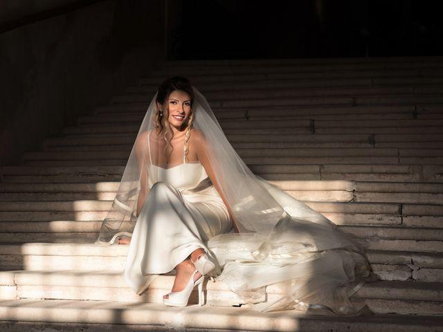 Il matrimonio di Fabio e Letizia a Contessa Entellina, Palermo 7