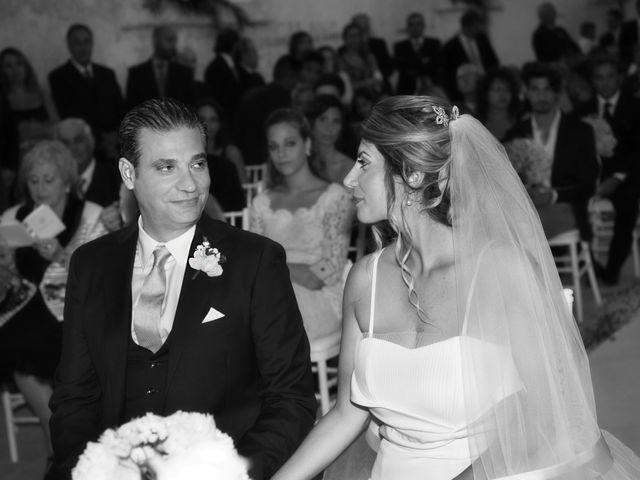 Il matrimonio di Fabio e Letizia a Contessa Entellina, Palermo 8