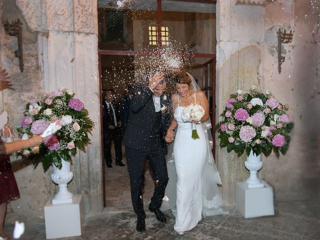 Il matrimonio di Fabio e Letizia a Contessa Entellina, Palermo 9