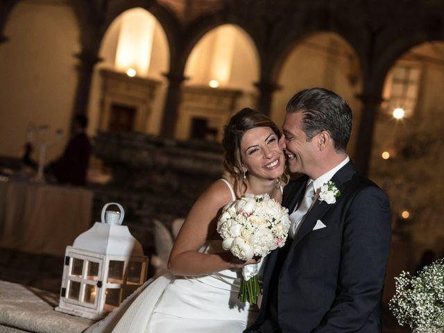 Il matrimonio di Fabio e Letizia a Contessa Entellina, Palermo 10