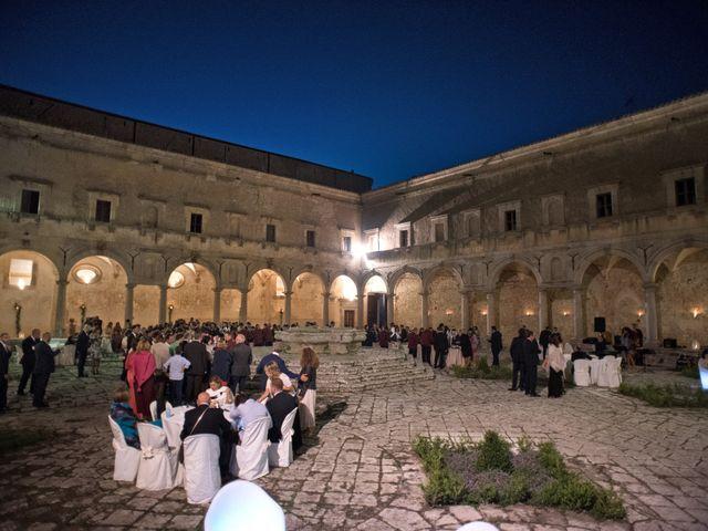 Il matrimonio di Fabio e Letizia a Contessa Entellina, Palermo 11