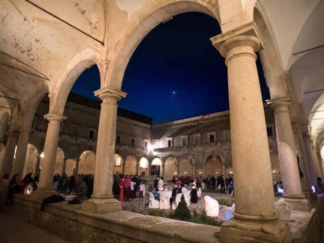 Il matrimonio di Fabio e Letizia a Contessa Entellina, Palermo 12
