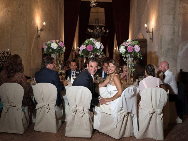Il matrimonio di Fabio e Letizia a Contessa Entellina, Palermo 13