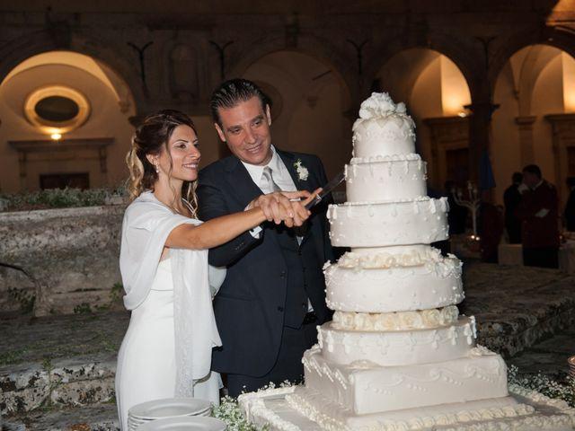 Il matrimonio di Fabio e Letizia a Contessa Entellina, Palermo 14