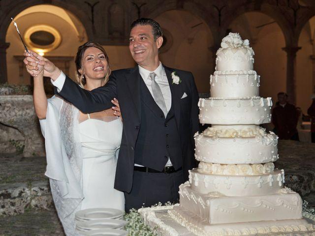 Il matrimonio di Fabio e Letizia a Contessa Entellina, Palermo 15