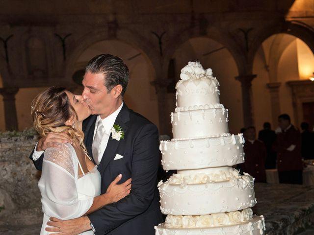 Il matrimonio di Fabio e Letizia a Contessa Entellina, Palermo 16