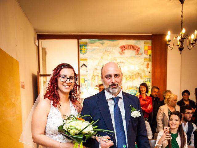 Il matrimonio di YvanMarco e Lisa a Fontanafredda, Pordenone 6