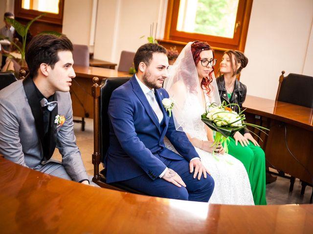 Il matrimonio di YvanMarco e Lisa a Fontanafredda, Pordenone 8