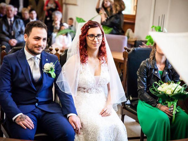 Il matrimonio di YvanMarco e Lisa a Fontanafredda, Pordenone 10