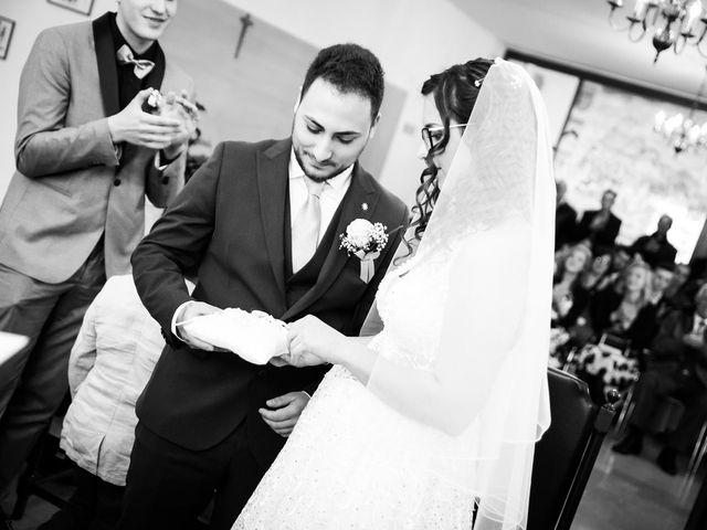 Il matrimonio di YvanMarco e Lisa a Fontanafredda, Pordenone 20