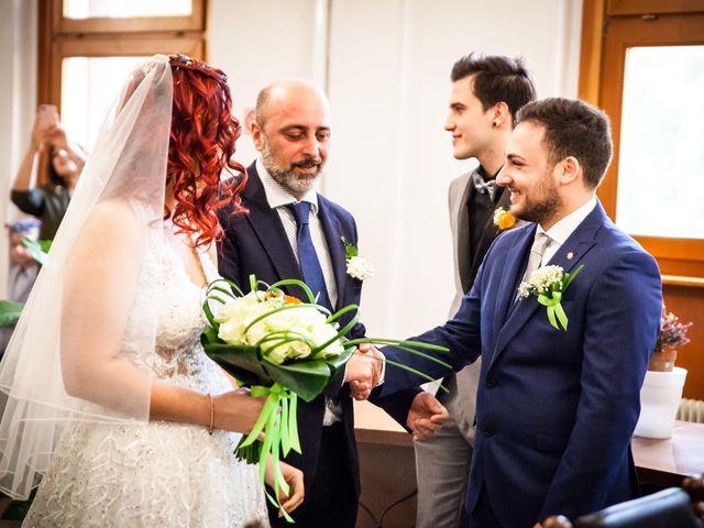 Il matrimonio di YvanMarco e Lisa a Fontanafredda, Pordenone 24