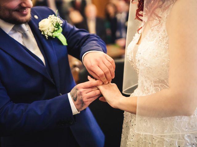 Il matrimonio di YvanMarco e Lisa a Fontanafredda, Pordenone 25