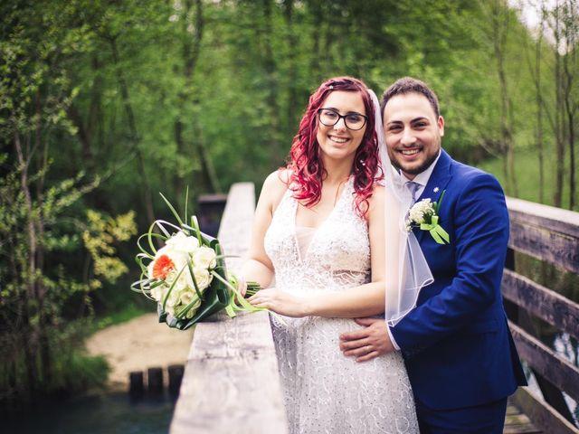 Il matrimonio di YvanMarco e Lisa a Fontanafredda, Pordenone 30