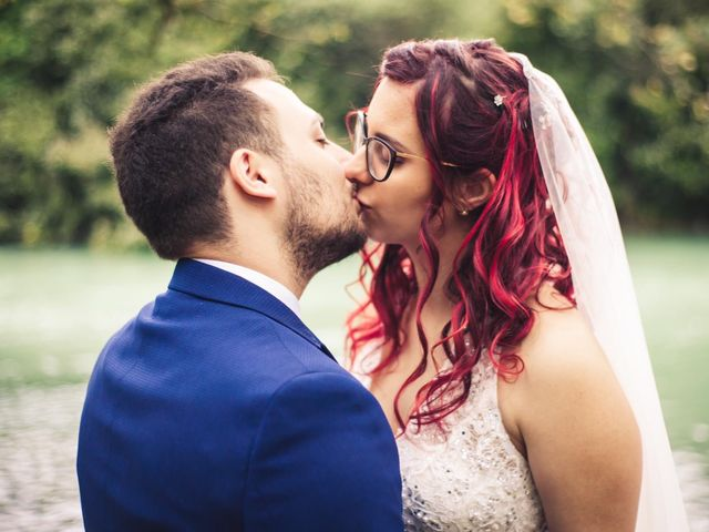 Il matrimonio di YvanMarco e Lisa a Fontanafredda, Pordenone 32