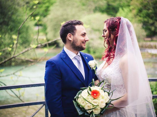 Le nozze di Lisa e YvanMarco