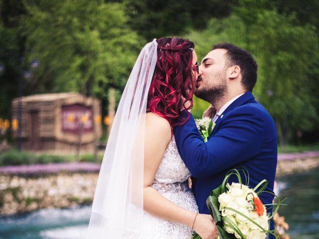 Il matrimonio di YvanMarco e Lisa a Fontanafredda, Pordenone 35