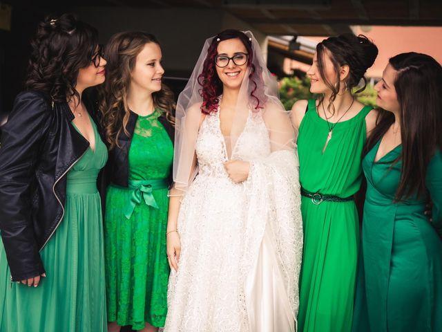 Il matrimonio di YvanMarco e Lisa a Fontanafredda, Pordenone 40