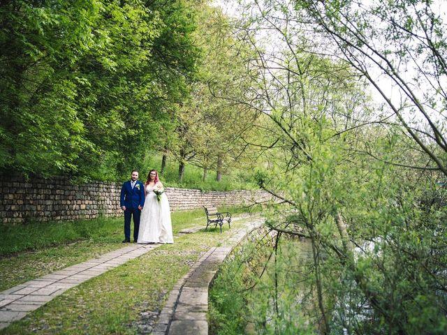 Il matrimonio di YvanMarco e Lisa a Fontanafredda, Pordenone 41