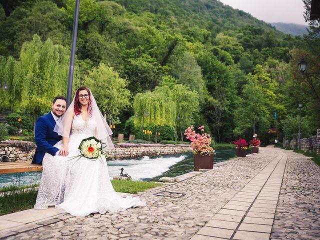 Il matrimonio di YvanMarco e Lisa a Fontanafredda, Pordenone 42