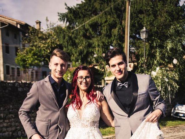 Il matrimonio di YvanMarco e Lisa a Fontanafredda, Pordenone 43