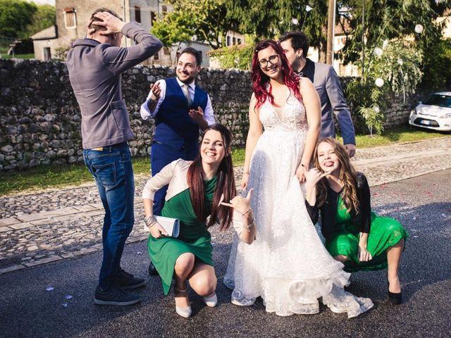 Il matrimonio di YvanMarco e Lisa a Fontanafredda, Pordenone 44