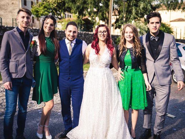 Il matrimonio di YvanMarco e Lisa a Fontanafredda, Pordenone 47