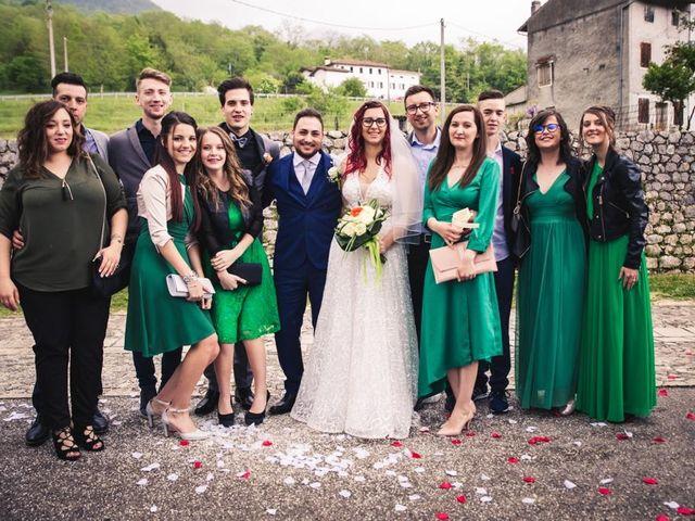 Il matrimonio di YvanMarco e Lisa a Fontanafredda, Pordenone 48
