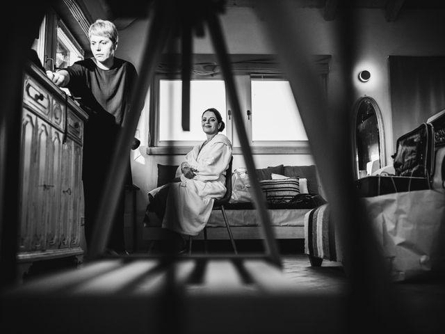 Il matrimonio di Chiara e Giacomo a Castiglione della Pescaia, Grosseto 2