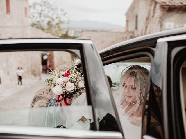 Il matrimonio di Chiara e Giacomo a Castiglione della Pescaia, Grosseto 40