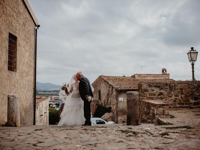 Il matrimonio di Chiara e Giacomo a Castiglione della Pescaia, Grosseto 41